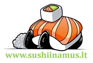 sushi pristatymas